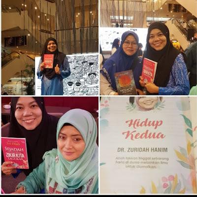 Tips Guru Menulis: Dr Zuridah Hanim Kongsi 10 Dosa Penulis Buku Kali Pertama!