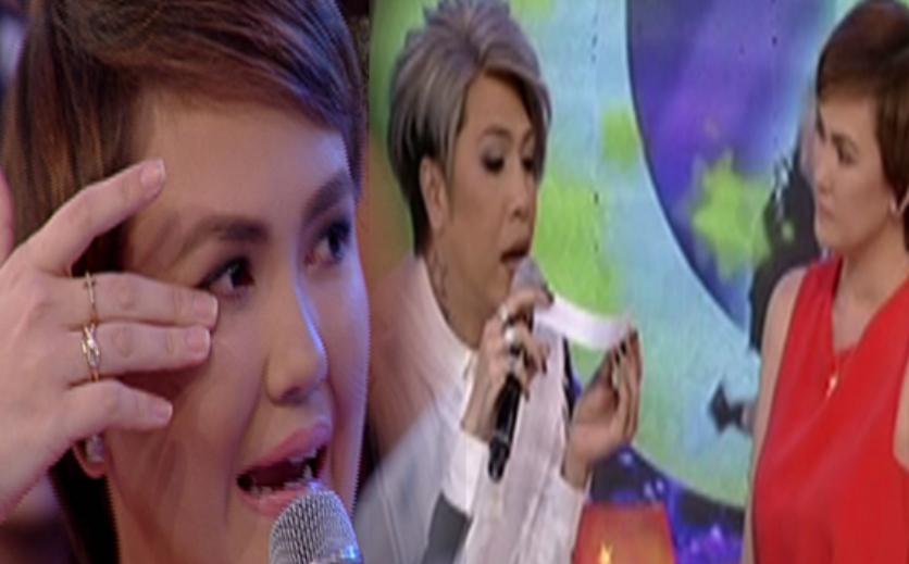 Gandang Gabi Vice with Angelica Panganiban