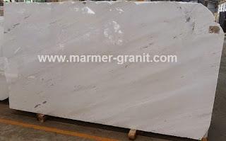 lantai marmer putih sivec whiye marble