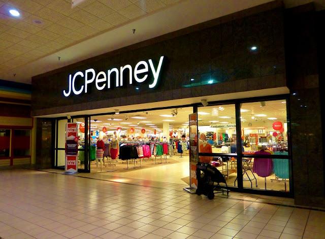 Lojas da JC Penney em Miami e Orlando