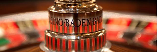 κεντρικός άξονας τροχού ρουλέτας Baden Baden