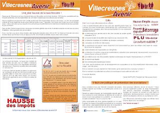 Villecresnes Avenir N°10 - Novembre 2017