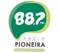 Rádio Pioneira FM 88,7 de Teresina PI
