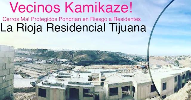 Precios de Locura en LA RIOJA RESIDENCIAL TIJUANA: Venta de Departamentos y Casa Miniatura y Pestilentes  https://jms.com.mx/2017/09/15/enterrados-vivos-en-la-rioja-residencial-tijuana-por-cerro/  La Angustia es Innegable y Motivos No Faltan Para Estarlo en La Rioja Residencial Tijuana, Ante el Cinismo y Desfachatez de GIG DESARROLLOS Inmobiliarios que incumplió Promesa de Recubrir los Cerros que Rodean La Rioja Tijuana para Evitar Deslaves que Sepulten con Vida a Residentes  http://www.TLAJOMUL.CO/2017/09/cerro-amenaza-con-deslavarse-y-enterrar.html  La Temporada de Lluvias Está por Comenzar y Amenaza con Venir Nutrida con Fuertes Tormentas que Podrían Hacer Ceder a los Cerros y Desplomarse Sobre La Rioja Tijuana Sepultando Todo a su Paso!  http://www.ABEL.PRESS/2017/09/cerro-amenaza-con-deslavarse-y-enterrar.html  Protección Civil Tijuana debe DETENER LA VENTA DE VIVIENDA en La Rioja Residencial Tijuana hasta que GIG Desarrollo Inmobiliarios Garantice la Seguridad de la Población y Reciba un Castigo Ejemplar para Advertir a otras Empresas de los Riesgos Legales que Implica Jugar con la Vida y el Patrimonio de los Tijuanenses. http://www.ColinasDeCalifornia.com/post/165363281975/la-rioja-tijuana-amenaza-con-convertirse-en-cementerio   Y además.... en: La Rioja Residencial Tijuana: Terrible, Asquerosa e Insoportable Peste es Emanada de la Tierra Rellenada con Basura en Donde se Construyen las Casas y Departamentos de La Rioja Residencial Tijuana y Coto Bahía    ¿A los Cuantos Sismos se Caerá el Primer Departamento de La Rioja Residencial Tijuana? Sus Precios Carísimos No Corresponden con el Producto Ni La Marginal y Violenta Zona y su Periferia.  PROFECO debe indagar los avalúos conseguidos por GIG DESARROLLOS INMOBILIARIOS en sus Inmuebl