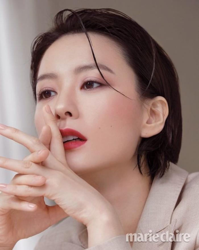 Jung Yumi, Jung Yumi Marie Claire, Jung Yumi 2019