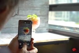 5 Cara Mudah Memotret Makanan Dengan HP Agar Terlihat Profesional