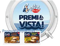 Logo Capitan Findus Premi in Vista Carrefour: vinci buoni spesa e velieri in cartotecnica