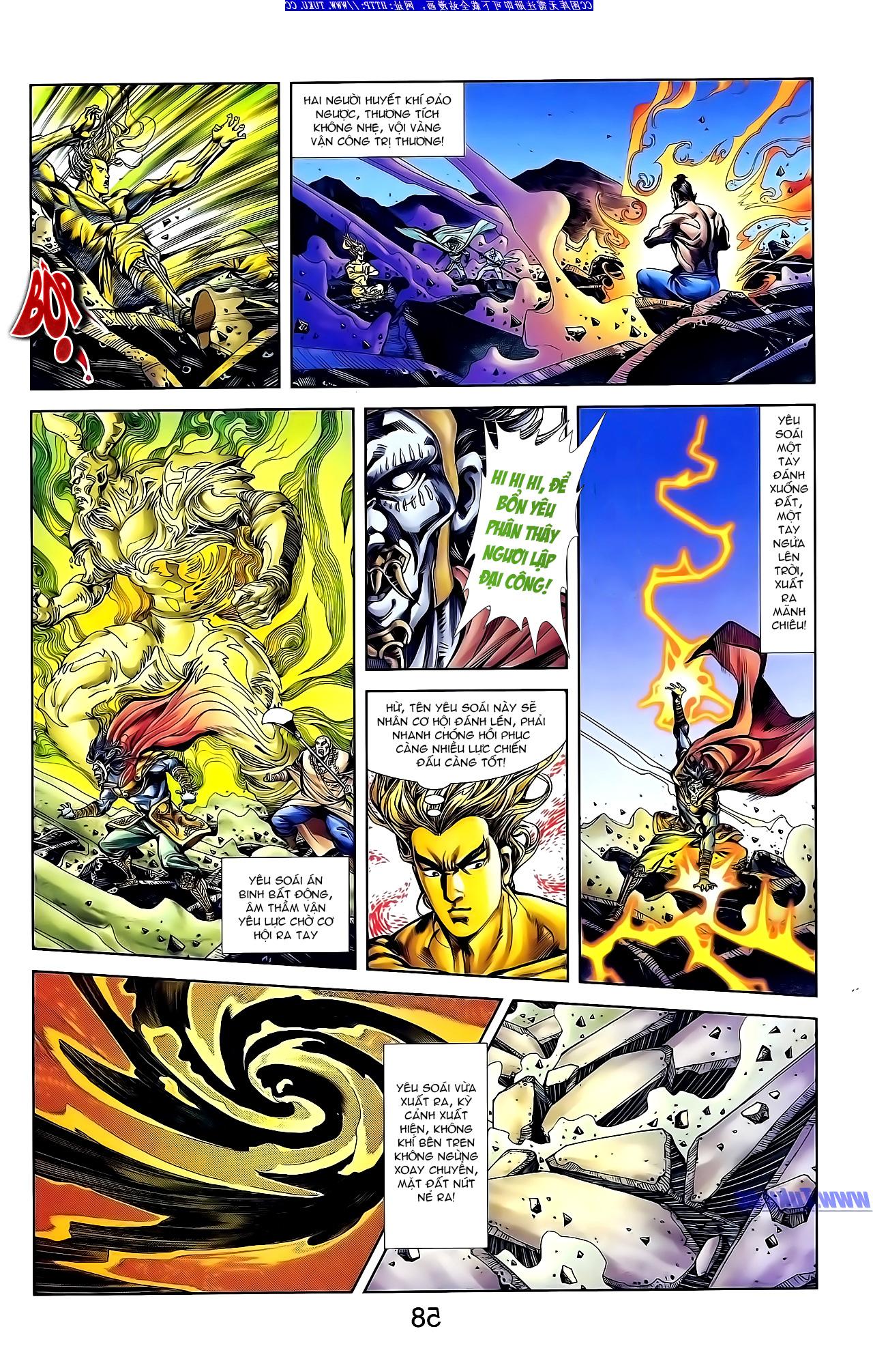 Cơ Phát Khai Chu Bản chapter 147 trang 14