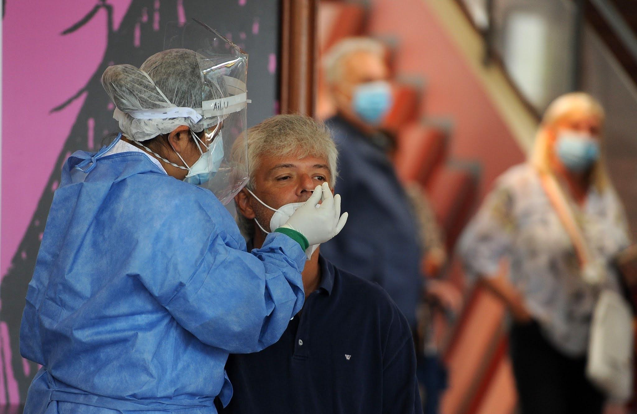 Coronavirus en Argentina: Otras 162 personas murieron y 8.891 fueron diagnosticadas con COVID-19 en el país