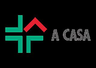 A Casa Logo Vector