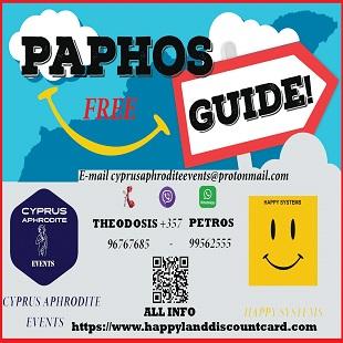 PAPHOS  GUIDE 2021