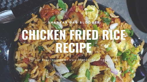 chicken fried rice recipe indian restaurant style