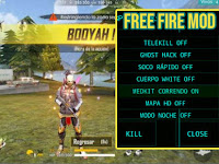 Free Fire Mod VIP Premium | Mod Menu Free Fire Apk