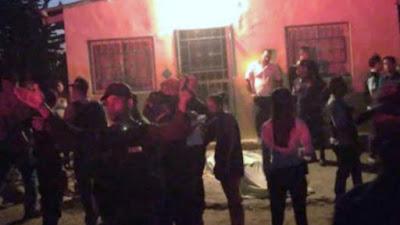 Venezuela: Incendio deja unos 10 muertos, entre ellos 7 niños en un cañaveral en Cagua