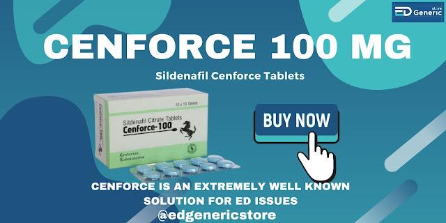 cenforce 100 mg tablet
