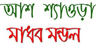 অন্ধকার গাঢ় রোদ্দুরে  //  মাধব মন্ডল