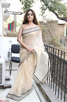 Sony Charishta in Brown saree Cute Beauty   IMG 3589 1600x1067.JPG