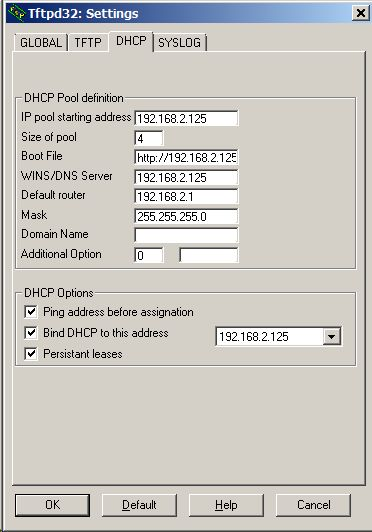 PXE, gPXE now pulling dhcp and image - John Willis