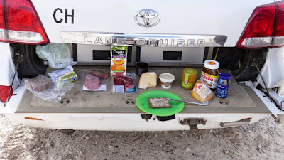 Vanlife/Overlanding: how a typicall roadtrip breakfast should look like!
