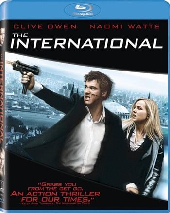 The International 2009 Dual Audio Hindi 480p BluRay 350mb
