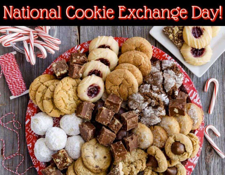 National Cookie Exchange Day Wishes