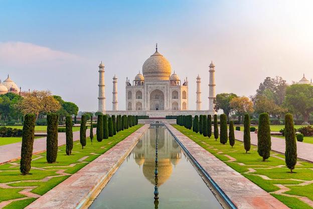Taj Mahal  Tourism Guide Agra
