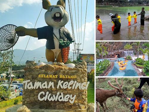 Tempat wisata anak favorit di Ciwidey