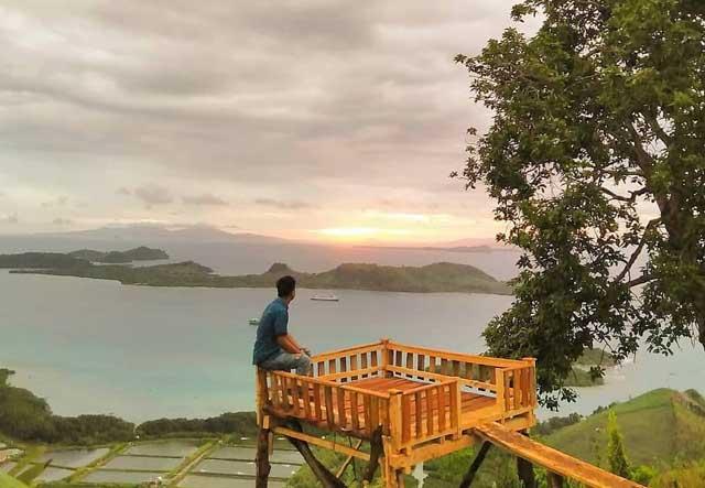 View Bukit Pematang Sunrise
