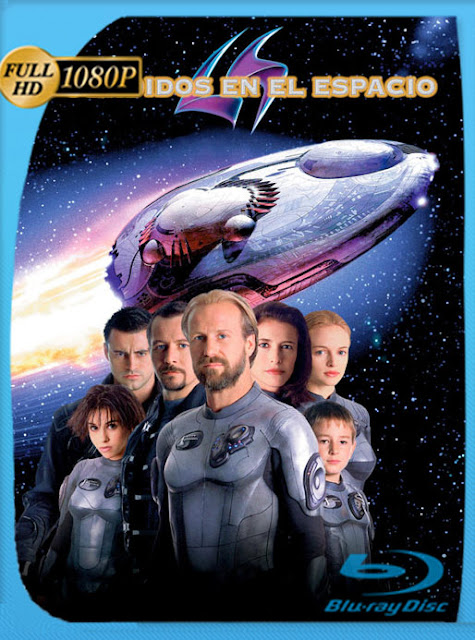 Perdidos en el Espacio (Lost in Space) (1998) HD [1080p] Latino [GoogleDrive] SilvestreHD