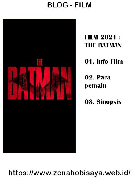 FILM 2021 : THE BATMAN