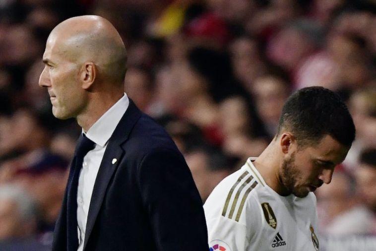 Zinedine Zidane Admits Real Madrid Were Inferior In Chelsea Win