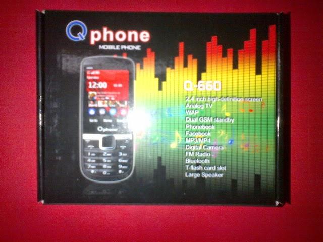 hape antik Qphone Q660
