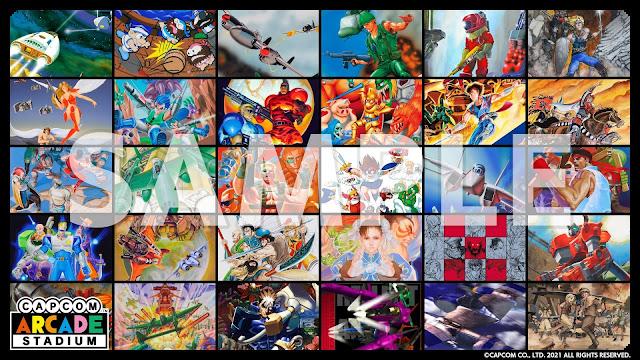 Capcom Arcade Stadium PC Full