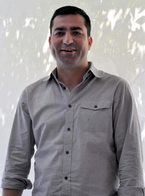 Yusuf Topal - Owner of Tarla Mediterranean Grill in Napa, CA   Taste As You Go