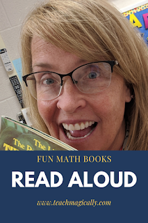 Teach Magically Pin for 9 Books to Develop Number Sense