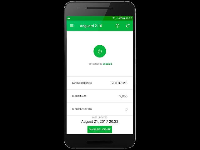 رسميًا تطلق AdGuard خدمة DNS الخاصة بها ، وتعمل مع Android Pie