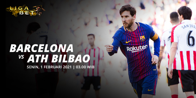 PREDIKSI PARLAY BARCELONA VS ATHLETIC BILBAO