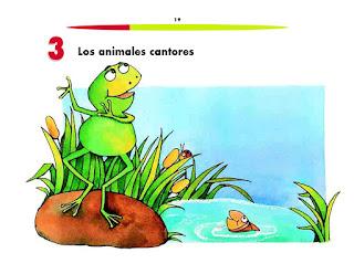 libro de lecturas español