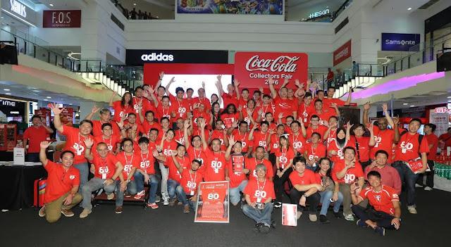 Pesta Kolektor Coca-Cola 2016