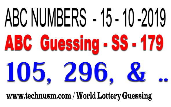 Abc numbers,