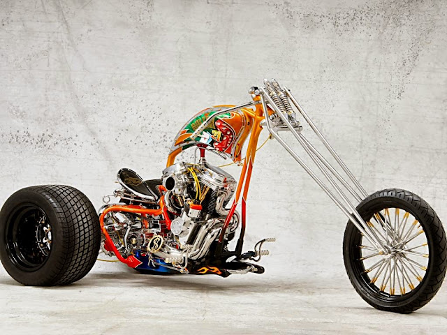 Psychedelic Trike