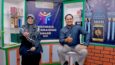 Institut Fundraising Indonesia menggelar Indonesia Fundraising Award 2020