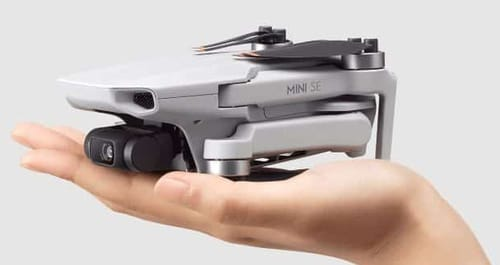 DJI adds another option to the drone market