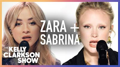 It's Wow! Wow! Wow! Usual Suspects To INYIM, Zara Larsson & Sabrina Carpenter Perform Their New Hit Single 'WOW'!