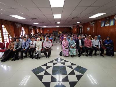 Perkongsian Inspirasi Alumni M4P bersama Adik IPGM Kampus Pulau Pinang