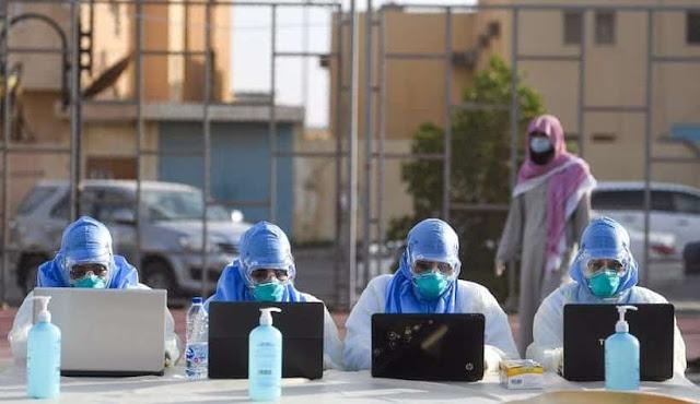 Coronavirus cases in Saudi Arabia on 10th May 2020 - Saudi-Expatriates.com
