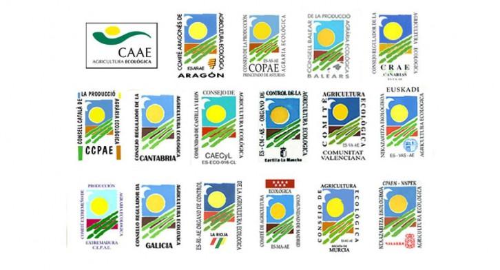 Certificación Española por Comunidades
