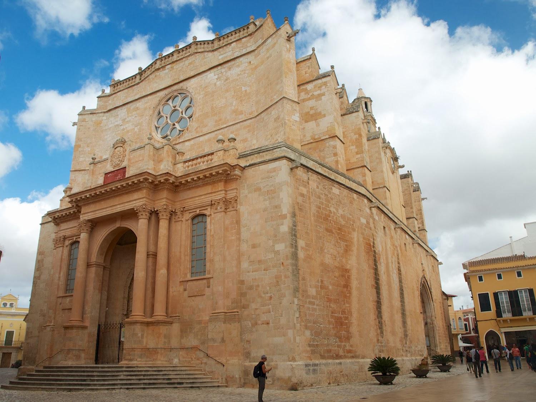 Catedral de Ciutadella Menorca