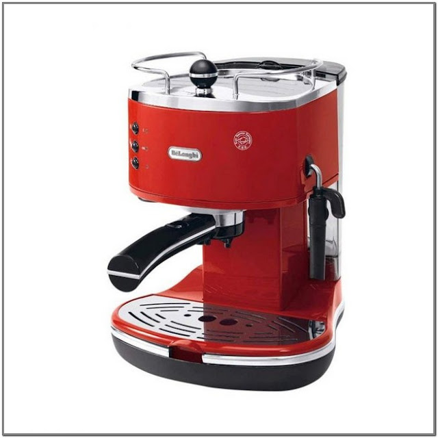 Delonghi Icona ECO 311.R;Low Wattage Coffee Maker