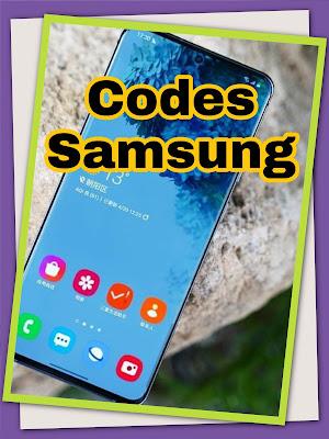 Codes pour configurer, réparer ou formater votre smartphone Android samsung